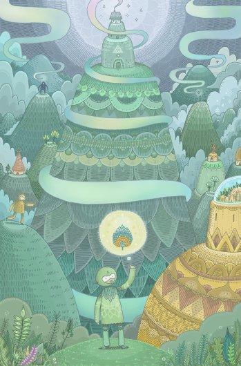 Lost Temple of Muju