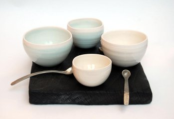 Rebecca Harvey Ceramics (soda fired pieces)