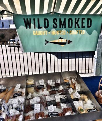 Wild Smoked (smoked produce)