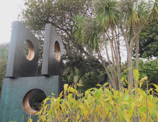 The Barbara Hepworth Museum and Sculpture Garden