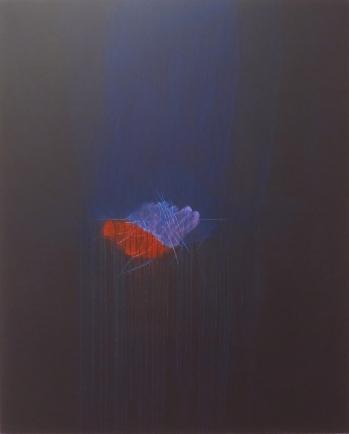 Robyn Denny | Coca Tokyo | acrylic on canvas, 1982 - 88