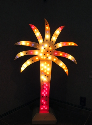 The Lobby - Yto Barrada 'Palm Sign' (2010)