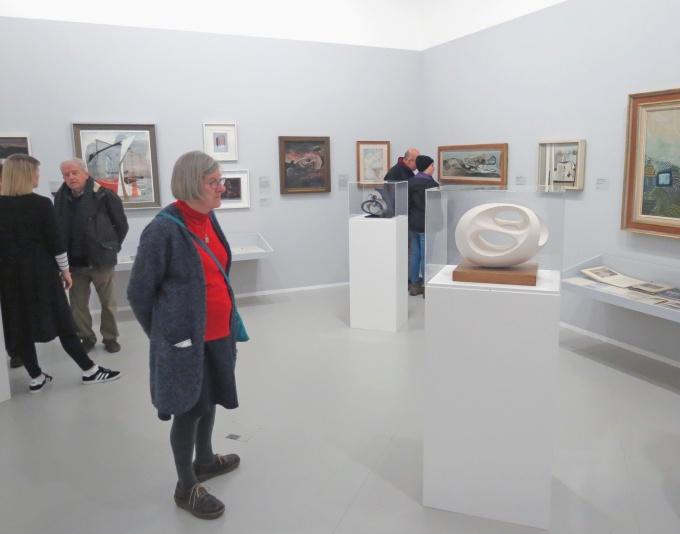 Gallery Three - War, Austerity and the Modern Spirit 1940–50