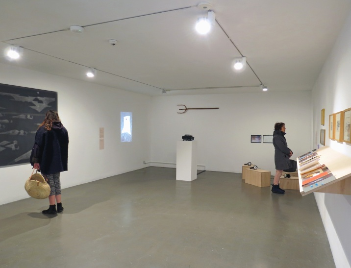 Hummadruz Group Show - ground floor
