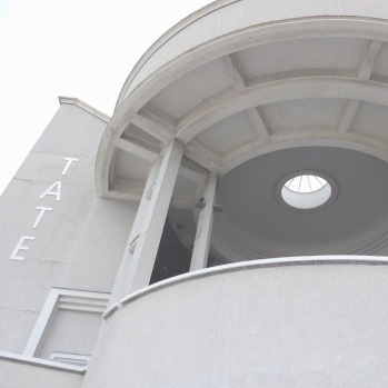 The iconic Art Deco building